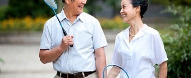 Những bài tập giúp người cao tuổi giữ sức khỏe