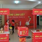Nhãn hàng Hồng Linh Cốt gấp rút chuẩn bị cho giải cầu lông CNVCLĐ Cúp Báo Lao Động 2015