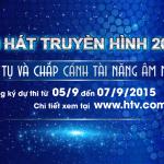 Livisn 94 Forte hân hạnh là nhà tài trợ chính Tiếng hát truyền hình HTV 2015