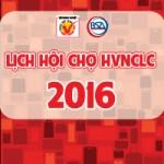 Nhãn Hàng Hồng Linh Cốt vinh dự  có mặt tại Hội Chợ Hàng Việt Nam Chất Lượng Cao 2016