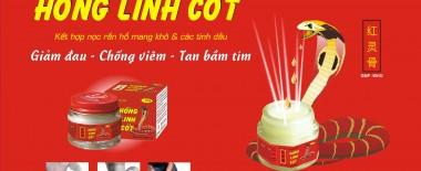 Nhãn hàng Hồng Linh Cốt vinh dự có mặt tại hội chợ Hàng Việt Nam Chất Lượng Cao 2016 – Lần 2