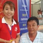 """""""Dùng Hồng Linh Cốt thấy tốt quá nên tôi mua làm quà cho bà con đi xuất khẩu lao động bên Malaysia"""""""