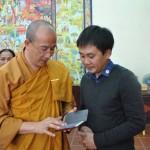 Dược Kim Long tổ chức Chương trình thiện nguyện 'Chăm sóc sức khỏe đến các Tăng Ni Phật Tử'