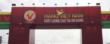 An Giang chào đón sự trở lại của Hồng Linh Cốt tại Hội chợ HVNCLC 2017