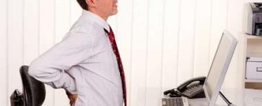 Nghề lập trình và chứng bệnh đau lưng