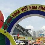 Hội chợ HVNCLC 2017 tại TP Hồ Chí Minh