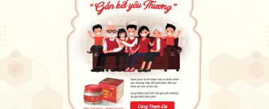 Hồng Linh Cốt tự hào ra mắt website sự kiên gắn kết yêu thương cho mỗi gia đình Việt.
